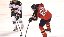 Ageless wonder Jagr scores twice to lead Panthers to 2-1 win over Wild