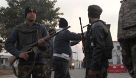 India works to disarm explosives at air base attacked by militants