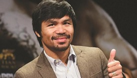 Philippine boxing legend Pacquiao punches way into Senate