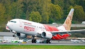 AI Express passengers stranded
