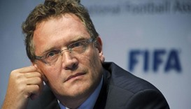 FIFA ethics committee extends Valcke suspension