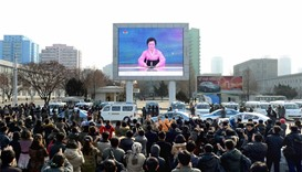 UN Security Council to consider new North Korea sanctions