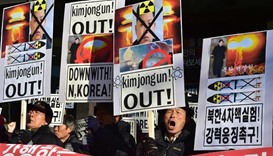 Korea demo