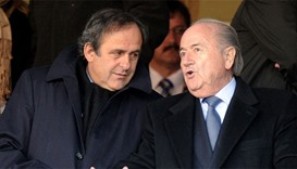 Blatter, Platini now free to appeal bans - FIFA ethics committee