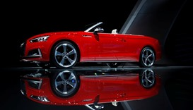 The 2018 Audi S5 Cabriolet