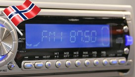 Norway becomes first country to turn off FM radio