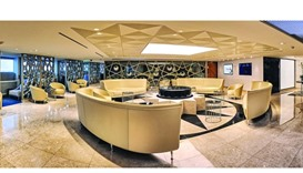 Qatar Airways Premium Lounge at Paris-Charles de Gaulle Airport
