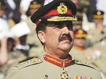 Gen Raheel to speak at World Economic Forum
