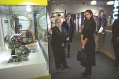 Sheikha Hind meets education innovators in the US