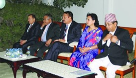 Qatar keen to invest in Nepal projects