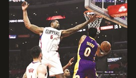 Clippers get their revenge, Suns rally past Spurs