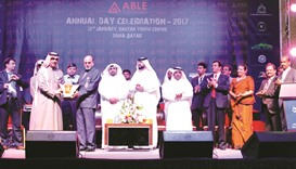 Able Group association celebrates annual day