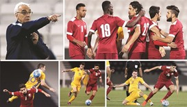 Qatar play out 1-1 draw with Moldova in friendly