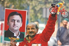 Samajwadi, Congress form alliance for polls