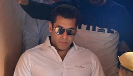 Bollywood's Salman Khan cleared in illegal arms case