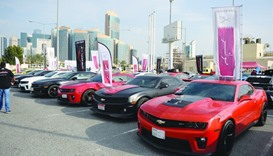 The '2nd GCC Camaro Gathering Celebration' gathered more than 240 Chevrolet Camaro drivers during th