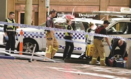 4 dead, 20 hurt as car rams into shoppers in Melbourne