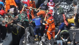 Indonesian tourist boat captain held after deadly fire