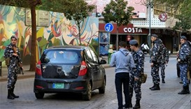 Lebanon foils suicide attack in busy Beirut district