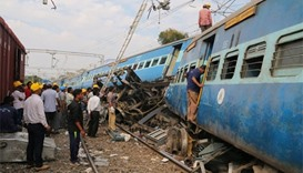 India - rail crash