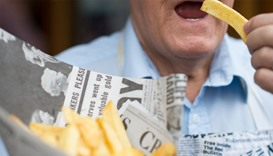Britons sizzle over chips and toast cancer warnings