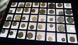 Ancient treasures recovered in Europol crackdown
