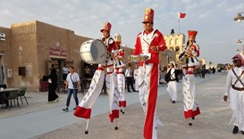 Spring Festival brings Souq Al Wakrah to centre stage