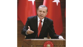 Erdogan calls for action against Gulenists in Maputo