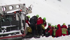 Italy avalanche toll rises to 23, six people still missing