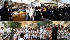 Republic Day Celebration at Embassy of India, Doha