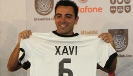 Xavi Hernandez extends Qatar contract by a year