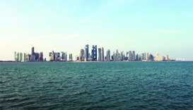 Qatar - West Bay