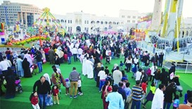 Souq Waqif festival creating 'a welcoming atmosphere'