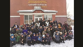 CNA-Q team conducts field study for Qatar Charity  in Kyrgyzstan