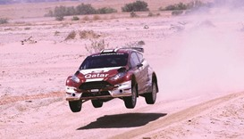 Qatar International Rally has 30 entries from 12 countries