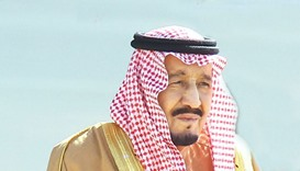 Saudi king agrees to support Syria, Yemen safe zones