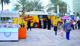 Shows, activities lined up for Shop Qatar's final weekend