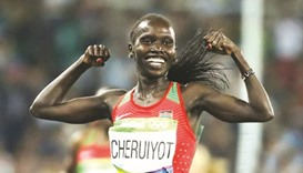 Cheruiyot rules out the possibility of two-hour marathon