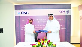Finance for Jahiz I participants: QDB, QNB, QIB sign MoU