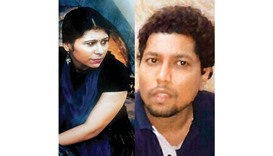 Girish Pote (R) and Madhuwanti Pathak (L)