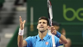 Qatar Open - Djokovic
