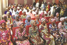 Parents must play role in the care of freed Chibok girls, say campaigners