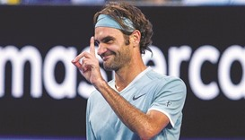 Swiss lose to France despite Federer brilliance