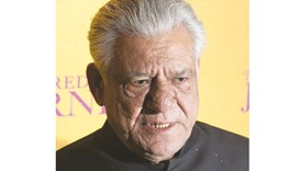 Om Puri: award-winning actor