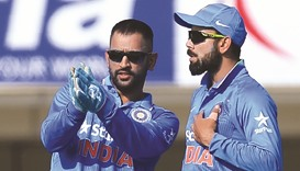 'King Kohli' crowned India ODI, T20 skipper