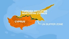 Erdogan, UK PM say Geneva talks 'real opportunity' for Cyprus