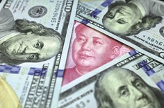 China FX reserves fall for 6th month, near $3tn level in Dec