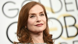 Huppert is Oscar favourite as critics fall for 'Elle'