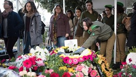Israel buries soldiers killed in truck-ramming attack