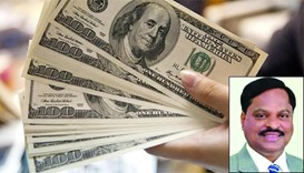 Strong dollar to increase remittances from Qatar